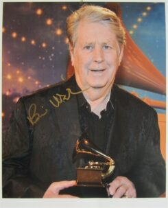 Brian Wilson Signed Photo