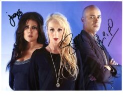 Human League Signed Photo